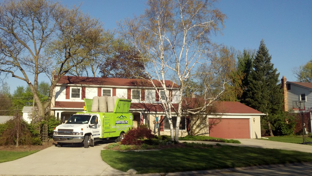 Air Duct Cleaning in Ann Arbor MI