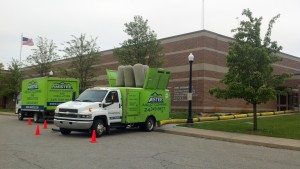 Commercial air duct cleaning in Michigan by Amistee Duct Cleaning MI