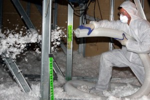 Amistee Attic Insulation in Michigan helps residential homes add insulation to their attics