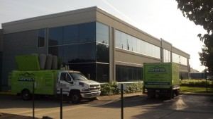 Amistee has the ability to clean your commercial ventilation system through its expert staff and years of cleaning in the duct cleaning industry.