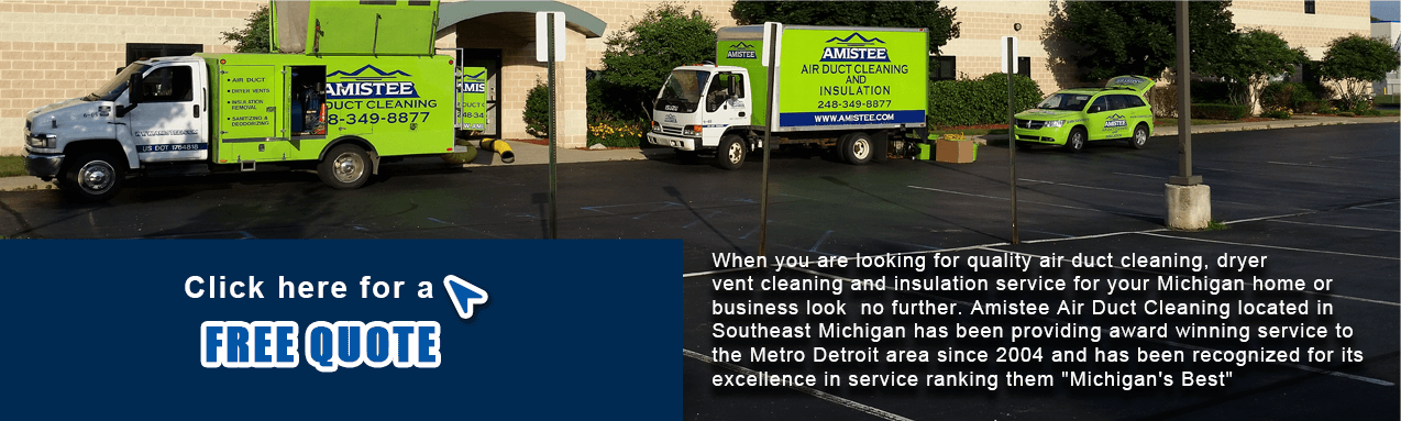 Michigan Duct Cleaning Amistee | Amistee Air Duct Cleaning