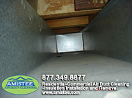 Drywall Dust Air Duct Cleaning after